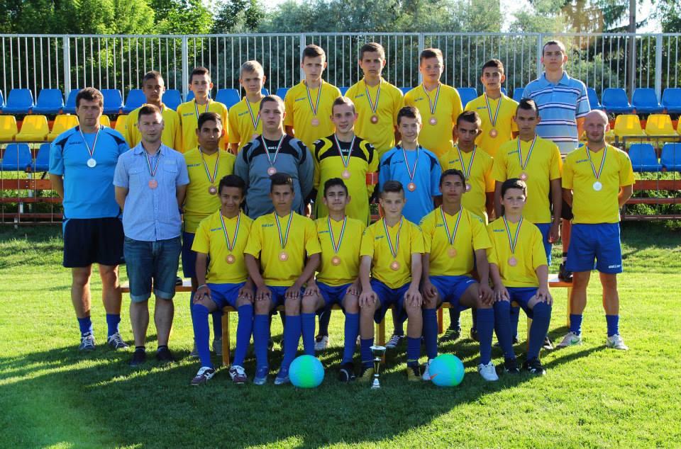 U16 2013-2014 3.hely