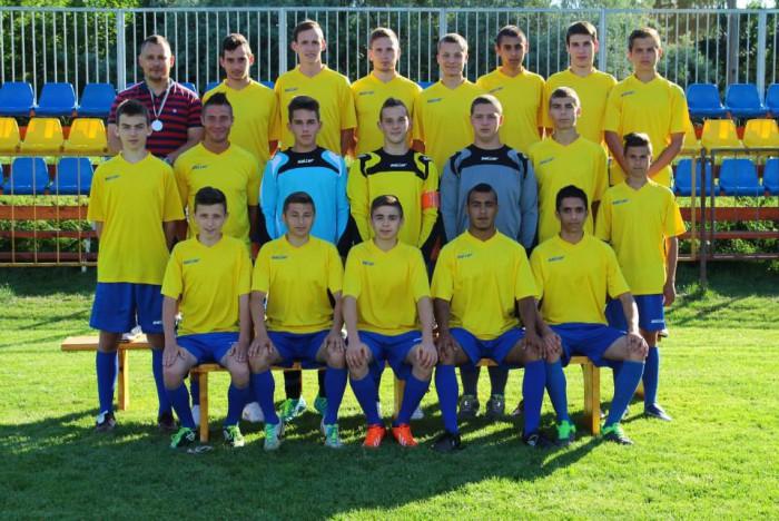 U19 2013-2014 5.hely