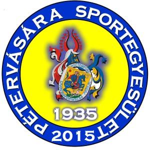 80 éves  a sportegyesület logo pvse